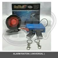 Alarm Merek Raiton Mobil Swift / All New Swift