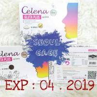 Celena Gluta Plus Whitening By Kana Pemutih Thailand Original Asli