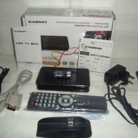 GADMEI TV 5821 New Tuner Box CRT LCD LED Widescreen Combo Monitor