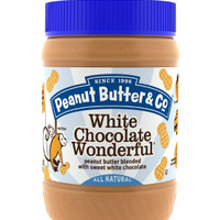 [ READY]Peanut Butter & Co., White Chocolate Wonderful, 16 oz (454 g)