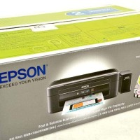 PRINTER EPSON L360 (PRINT,SCAN,COPY) 3 IN 1