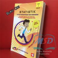 Buku Sopiyudin Statistik untuk Kedokteran dan Kesehatan