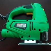 mesin gergaji triplek / jig saw M-2200L modern listrik untuk kayu pvs