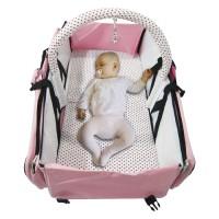 Tas Ransel Bayi Multifungsi Kasur Matras Lipat Bagus Baby Travel Bag