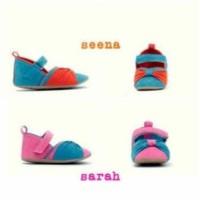 Promo! Sepatu Bayi Baby Girl MAOO Prewalker Shoes Wilson Series