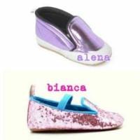 Promo! MAOO Baby Girl Shoes Blink Sepatu Prewalker Bayi