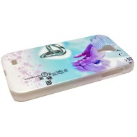Painting Phone Plastic Case for Samsung Galaxy S4