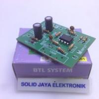 BTL System Nelc Stereo menjadi Mono