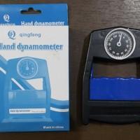 Alat Ukur Kekuatan Genggaman Tangan Hand Dynamometer
