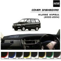 Cover Dashboard Kijang Krista dan LGX (Kijang Kapsul)