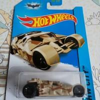 Hotwheels Batman The Tumbler Camouflage Edition