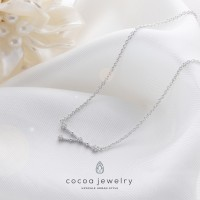 [Kalung Zodiak] (Taurus : 20 April - 20 Mei) Cocoa Jewelry Kalung Star