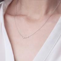 [Kalung Zodiak] (Aquarius : 21 Januari - 19 Februari) Cocoa Jewelry