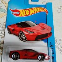 Hot Wheels Hotwheels Laferrari Red