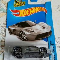 Hot Wheels Hotwheels Laferrari Silver
