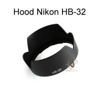 Lens Hood HB-32 for Nikon 18-105mm F3.5-5.6 & Nikon 18-70mm F3.5-5.6