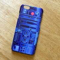 R2D2 Star Wars case casing iphone zenfone samsung mi a1 oppo F5 f3 v7+