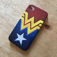 Wonder woman case casing iphone zenfone samsung mi a1 oppo F5 f3 v7+