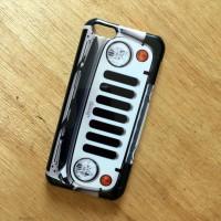 JEEP grill case casing iphone zenfone samsung mi a1 oppo F5 f3 v7+