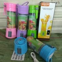 Blender portable rechargeable / Blender usb / Shake n go