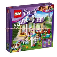 Lego Friends Heartlake Puppy Daycare 41124 Mainan Blok Dan Puzzle