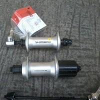 Sepeda. Hub-Freehub Shimano ALIVIO M430. V-Brake 32Hole