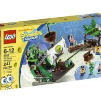LEGO 3817 SpongeBob SquarePants: The Flying Dutchman