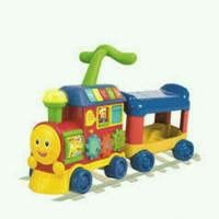 Winfun Walker Ride on Learning Train
