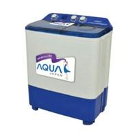 Promo Mesin Cuci 2 Tabung Aqua QW-770XT
