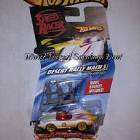 Hot Wheels Speed Racer Desert Rally Mach 5