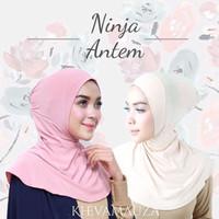 Inner Ninja Antem ORI by Kheva Mauza, Ciput Antem tanpa cepol