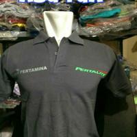 polo shirt/baju kerah/kaos kerah PERTAMINA PERTALITE