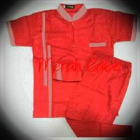 Baju Koko anak 10-12 Tahun