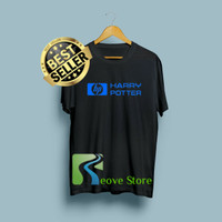 Kaos T-Shirt HP Harry Potter Distro Keren - Reove Store