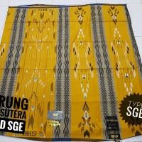 Sarung Msr Sutera BHS Gold SGE (New Motif)