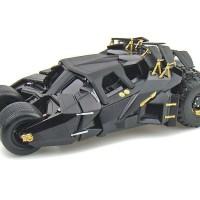 1/18 Dark Knight Batman Tumbler Bat Mobile Hot Wheels batmobile TDKR