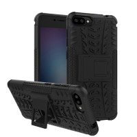 Hard Soft Case Asus Zenfone 4 Max 5.2 Casing HP Armor Stand Silikon 3D