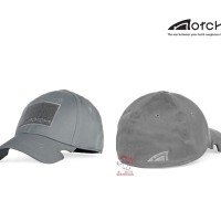 NOTCH CLASSIC FITTED HAT GREY OPERATOR