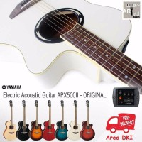 Gitar Akustik Elektrik YAMAHA APX500II APX500 II APX 500 II