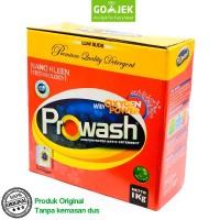 Jual PROWASH Deterjen per KG / Detergent Mesin Cuci / Laundry Murah