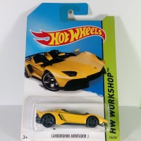 HOT WHEELS - Lamborghini Aventador J