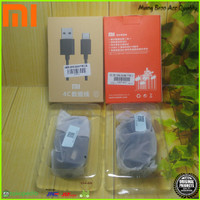 Kabel Usb Type C Original Xiaomi Mi4C Mi5 MiNote 2 Mi mix Mi Pro dual