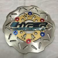 Piringan Cakram Depan BAD Mio Sporty / Smile / Soul Karburator / Xeon