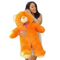 boneka jumbo 80cm beruang teddy bear