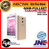 hp murah android Smartphone Advan G1 Pro New 3/32 GB - GSM - Original