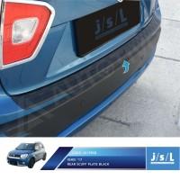 Suzuki Ignis Sillplate Belakang Hitam JSL/Rear Scuff Plate Black