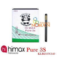 Baterai Himax H Classic M20i Polymer Pure 3s Double Protection