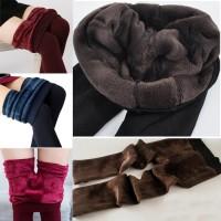 TERMURAH Legging thermal dewasa long john/celana hangat musim dingin