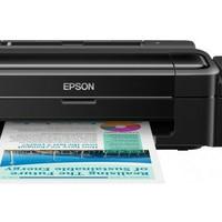 Paket Alat Usaha Cetak ID Card   Printer Epson L310 Tinta Pigmen