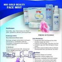 MSI GOLD BEAUTY FACE MIST - BIO SPRAY COLLAGEN ORIGINAL